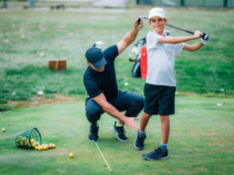 Youth Golf Lesson