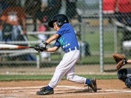 Youth Baseball Sports Performance